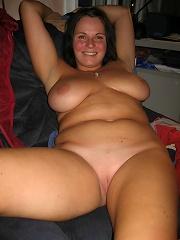 Huge Fatty Nailed