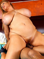 Once more Samantha has done the BBW Plumper sex action to perfection!