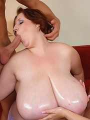 When one BBW cant tear someone from a lonely life on Facebook, it takes two to seal the deal. Samantha and Sapphire most defini