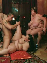 Putting dick inside these fat party girls